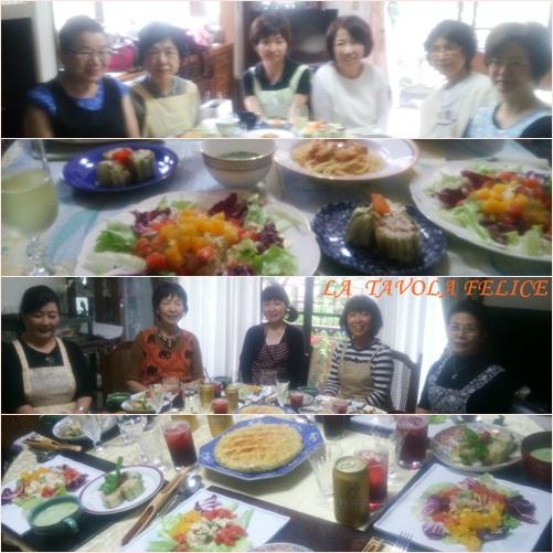 2016.6 東京イタリア料理教室