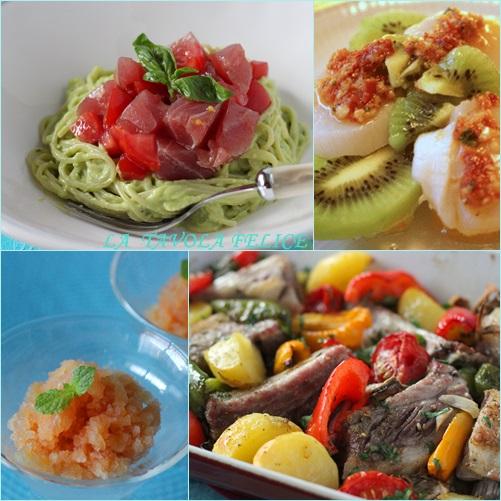 2016.8 夏の簡単レシピ